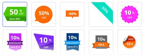 Бейджи на товары WooCommerce